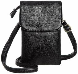 New - MINICAT Roomy Pockets Series Small Crossbody Bags Cell