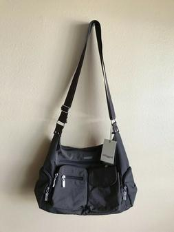 NEW w/Tags Baggallini Brown Everywhere Bag w/Extra Bag!