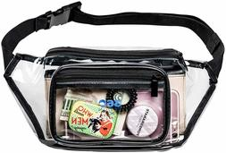 NFL Stadium Approved Clear Crossbody Bag for Women Man with