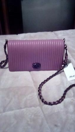 NWT $450 COACH 22729 QUILTED 1941 DINKY CROSSBODY BAG LEATHE