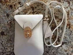 NWT-Designer Isabelle Genuine CrossBody Adjustable Strap Bag
