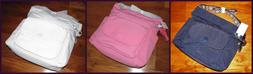 NWT Kipling Nyrie Crossbody Bag Large Hobo Messenger Shoulde