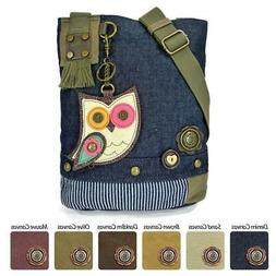 Chala Patch Crossbody Bag+ Coin Purse