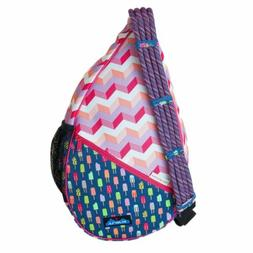 KAVU Paxton Pack Sling Backpack - Popsicle Party