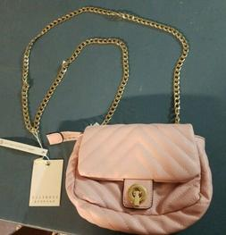 Pink Isabelle Crossbody or Shoulder Style Mini Bag Purse