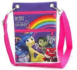 Disney Pixar Authentic Licensed Inside Out Small Multipurpos