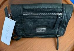 Kenneth Cole Reaction Black Crossbody Bag, New With Tags