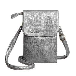 MINICAT Roomy Pockets Series Small Crossbody Bag Cell Phone