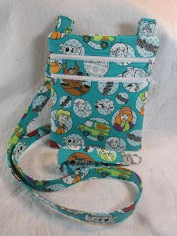 scooby doo theme fabric crossbody bag free