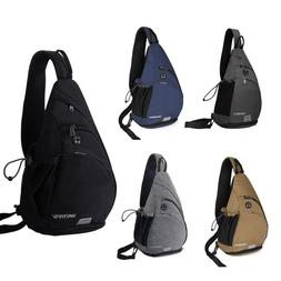 WATERFLY Sling Bag Backpack Chest Pack Hiking Bicycle Should