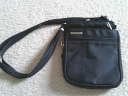 Travelon  - Small Black Crossbody Bag - RFID Protected