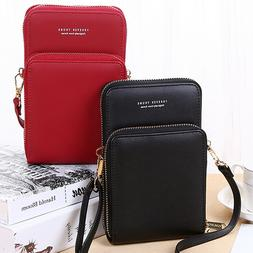 Small Crossbody Bag Cell Phone Purse Wallet with Credit Card