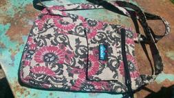 Kavu Small Crossbody Purse Canvas Shoulder Bag NEW WITHOUT T