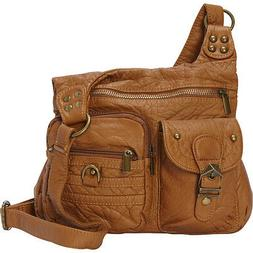 Ampere Creations The Aria Crossbody 9 Colors Cross-Body Bag