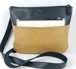 FOSSIL TINSLEY MEDIUM CROSSBODY LEATHER HANDBAG BAG