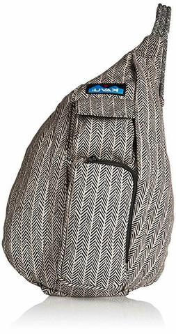 KAVU Women's Mini Rope Bag Outdoor Backpacks, One Size, Chev
