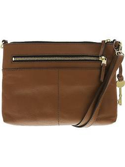 Fossil Women's Small Fiona Crossbody Bag Leather Cross Body